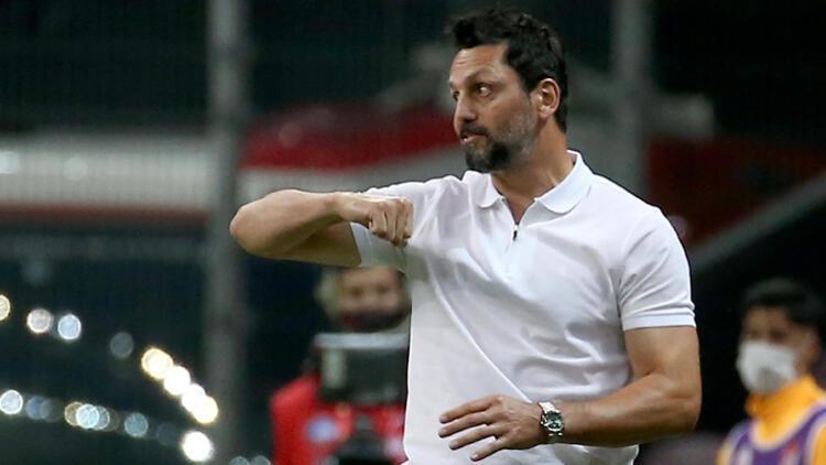Son dakika haberi | Erol Bulut, Galatasaraya karşı siftah yaptı
