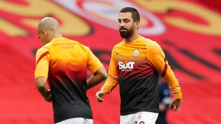 Son Dakika   Galatasarayda Arda Turandan Fenerbahçe itirafı