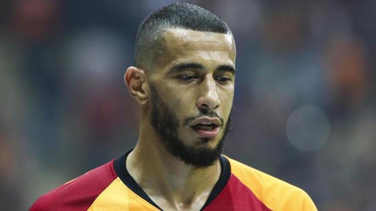 Son Dakika | Galatasarayda Younes Belhandadan transfer yanıtı