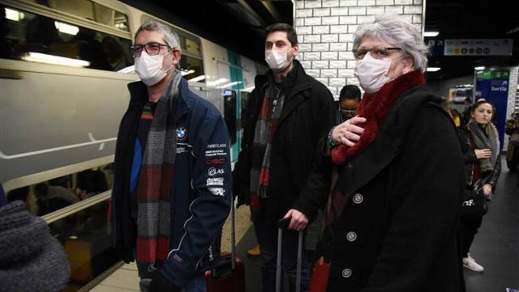 Fransada koronavirüste kritik rakamlar