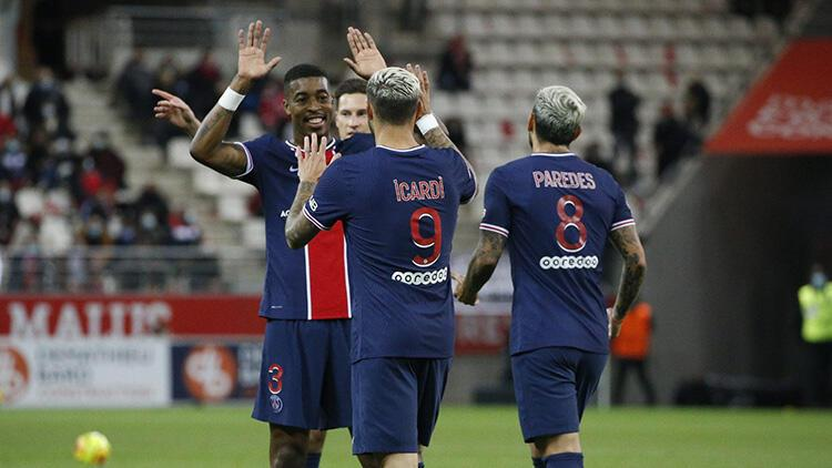 Reims 0-2 PSG