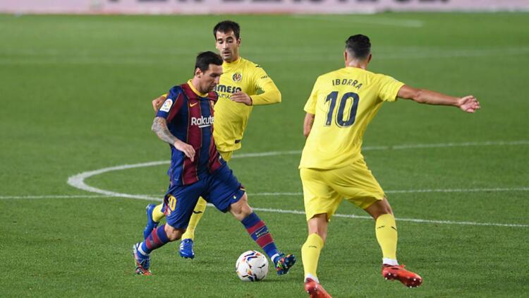 Son dakika haberi   Barcelona, Villarreal karşısında farklı kazandı