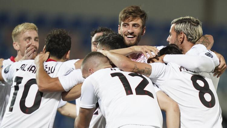 Son dakika haberi | İtalya'da Türk futbolcuların zafer gecesi