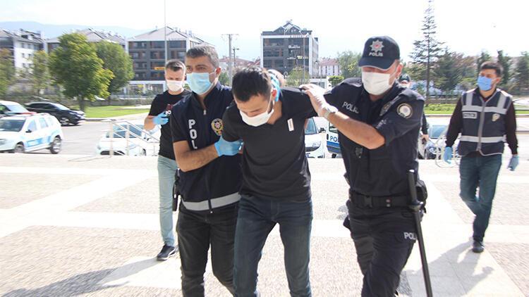 Bolu'da polis ve bekçileri yaralayan 5 kişiden 1'i tutuklandı