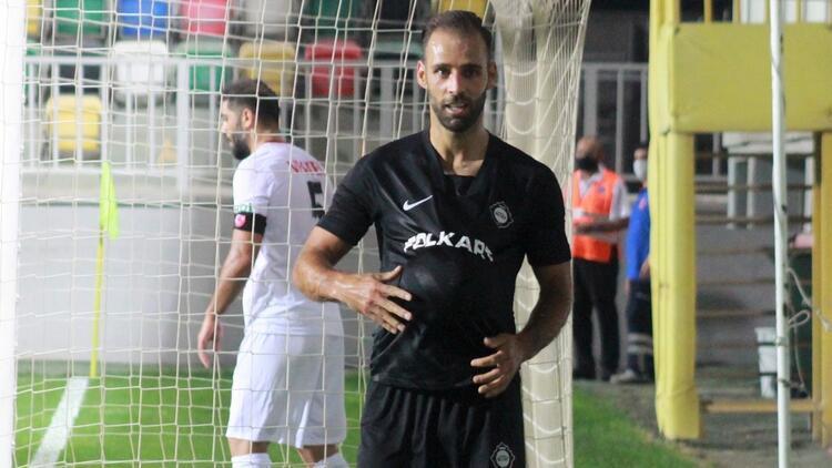 Altay'ın kralı Marco Paixao, Eskişehirspor'a patladı! 4 gol birden...