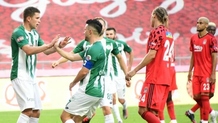 Beşiktaş savunmada güven vermedi! Bu sezon 5 resmi maçın tamamında...