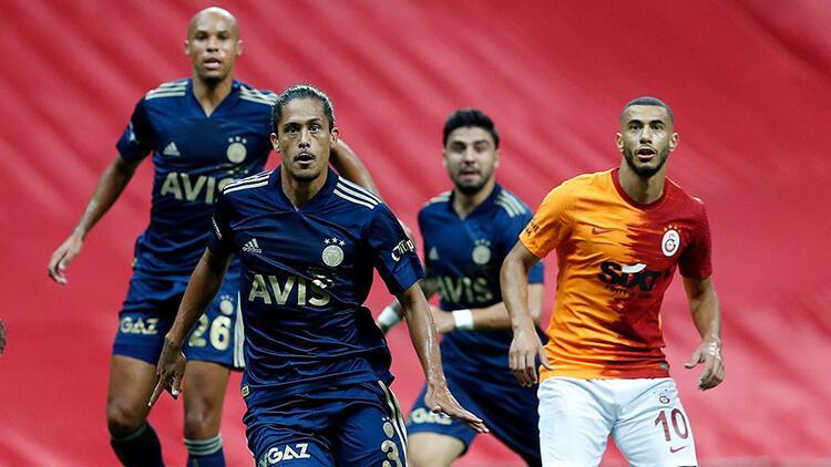 Fenerbahçe'de Galatasaray derbisinin üzüntüsü yaşanıyor
