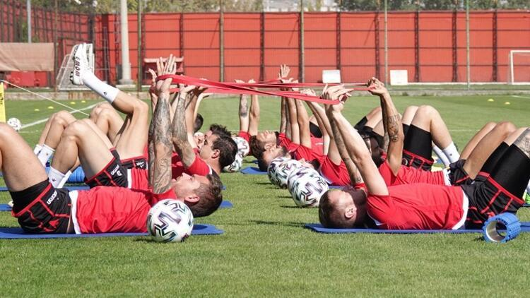 Gençlerbirliğinde Beşiktaş hazırlıkları sürüyor