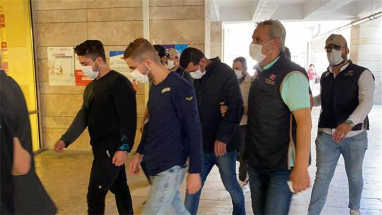 Samsun'da 11 DEAŞ şüphelisi sınır dışı edildi