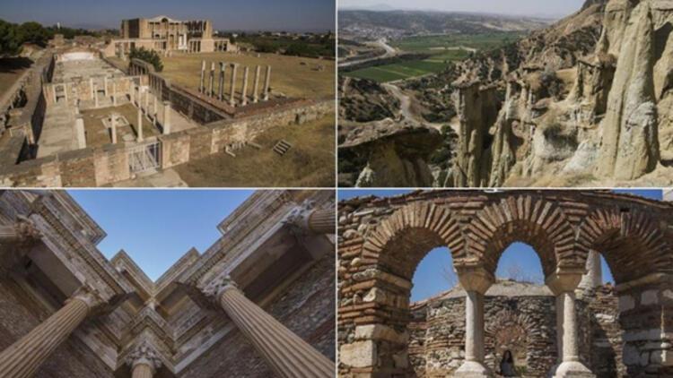 Türkiyenin jeoparkı geçmişten geleceğe yolculuğa çıkarıyor