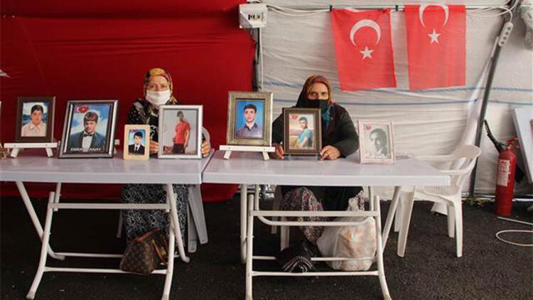 HDP önündeki eylemde 392'nci gün
