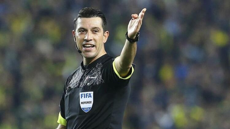Derbinin hakemi Ali Palabıyık, Dinamo Zagreb - Flora Tallinn maçını yönetecek