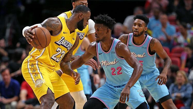 Miami Heat-Los Angeles Lakers final maçı ne zaman, hangi kanalda NBA finalinin adı belli oldu: Miami Heat-Los Angeles Lakers