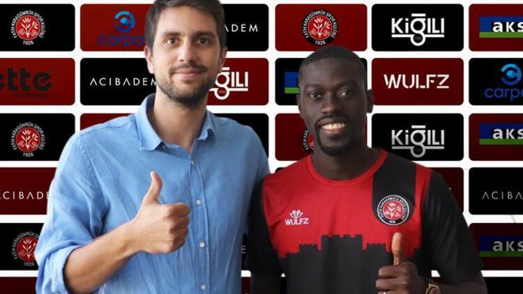 Son Dakika   Fatih Karagümrük, Badou Ndiaye transferini açıkladı!