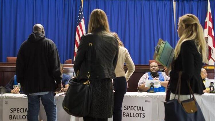 ABDde posta yoluyla oy verme tartışmaları devam ediyor