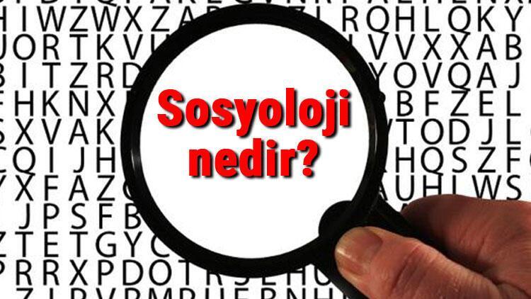 Sosyoloji nedir? Sosyoloji biliminin konuları nelerdir? Sosyoloji kitapları ve yazarları