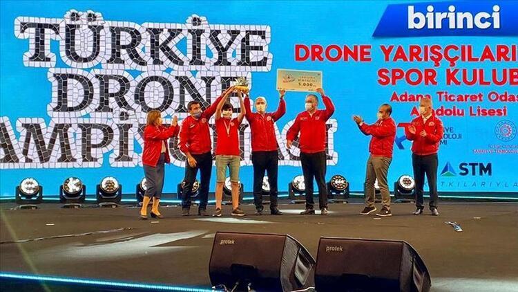 Dünya Drone Kupası'nda Türkiye'yi temsil edecek isimler belli oldu