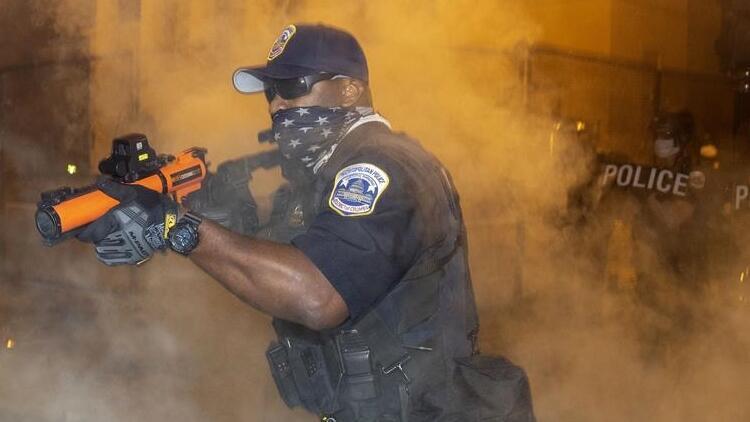 ABD'de polis şiddetine rekor tazminat