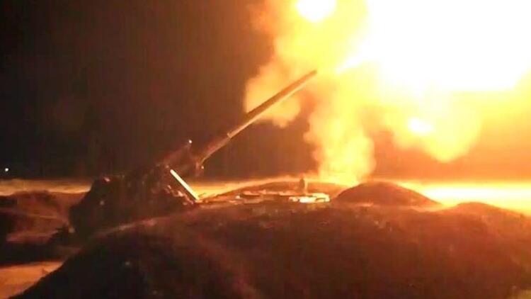 Ermenistan-Azerbaycan cephe hattında çatışmalar sürüyor