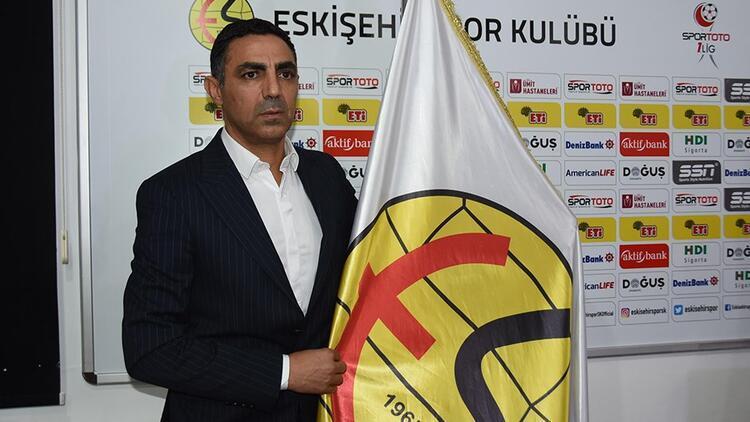Mustafa Özerden Eskişehirspora veda mesajı