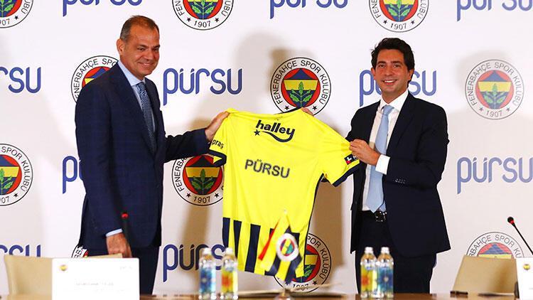 Fenerbahçe'nin yeni su tedarikçisi Pürsu