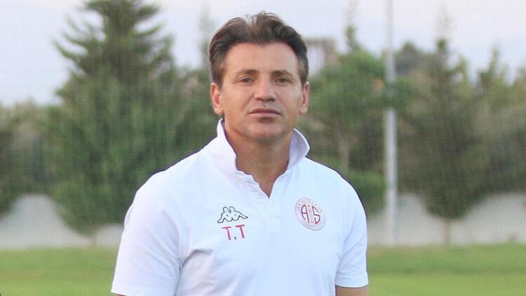 Antalyaspor durdurulamıyor Tamer Tuna 20 lig maçında sadece 2 kez...