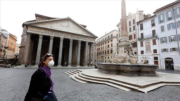 İtalya'da koronavirüs salgınında son 24 saatteki rakamlar açıklandı