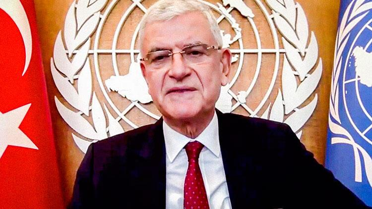 BM Genel Kurul Başkanı Bozkırdan küresel sorunlara çok taraflı çözüm mesajı