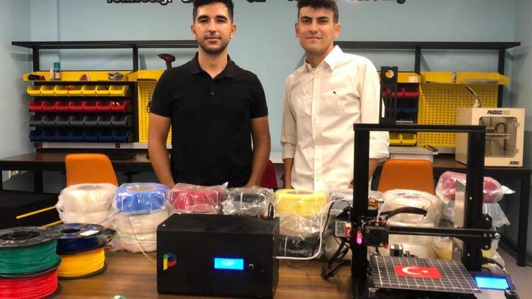Co Print: 3D yazıcılar için birden fazla renkte baskı almak mümkün