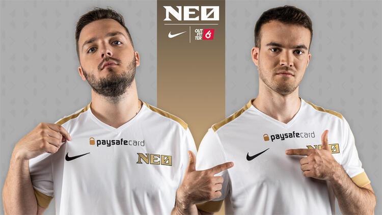 Neo'nun yeni sponsorları belli oldu