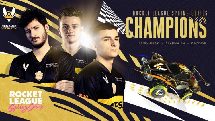 Renault Vitality, RLCSX Regional 3 şampiyonu oldu