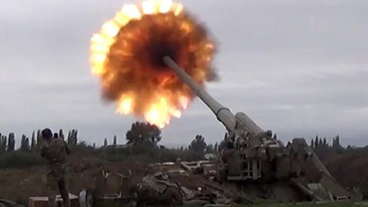 Son dakika: Azerbaycan 2 bin 300 Ermenistan askerinin etkisiz hale getirildiğini duyurdu