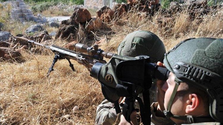 Saldırı girişiminde bulunan teröristler etkisiz hale getirildi