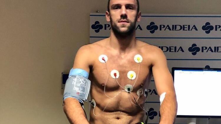 Son Dakika | Fenerbahçe'den Lazio'ya transfer olan Vedat Muriqi sağlık kontrolünden geçti!