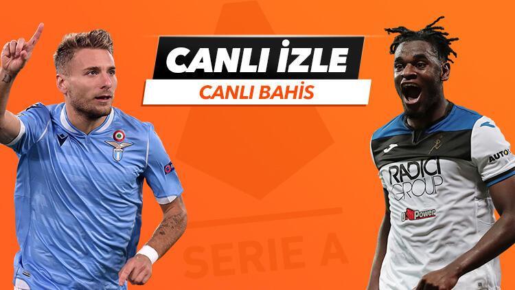 Lazio'nun konuğu Atalanta! KESİNTİSİZ CANLI YAYIN Misli.com'da olacak...