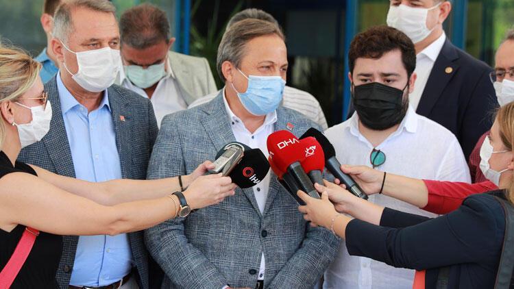 CHPli Torun, Başkan Böcekin son durumu hakkında açıklama yaptı