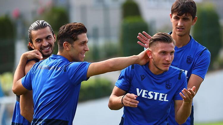 Trabzonspor, Gaziantep FK mesaisi sürüyor
