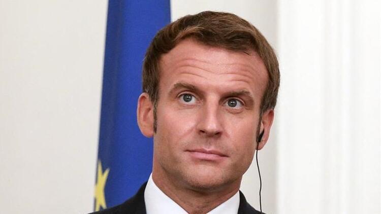 Macron'dan Ermenistan'a dayanışma mesajı
