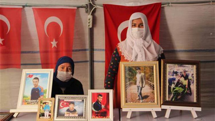 HDP önündeki eylemde 394'üncü gün