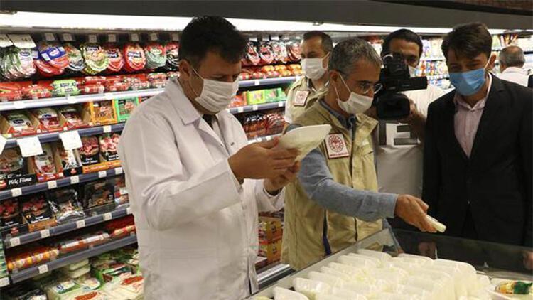 Ankara'da gıda ve hijyen denetimi