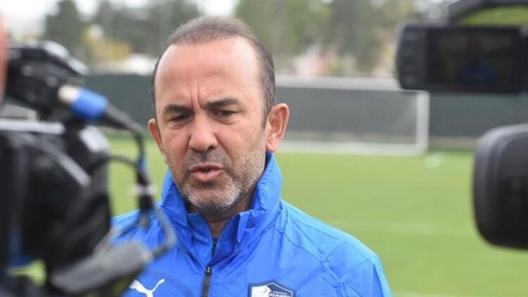 Mehmet Özdilek: Lige iyi başladık ama sonunun iyi gitmesi önemli...