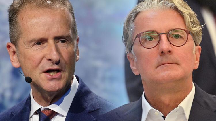 VW dizel skandalı davası başladı