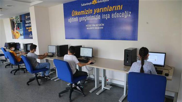 Belediyeden eğitime destek