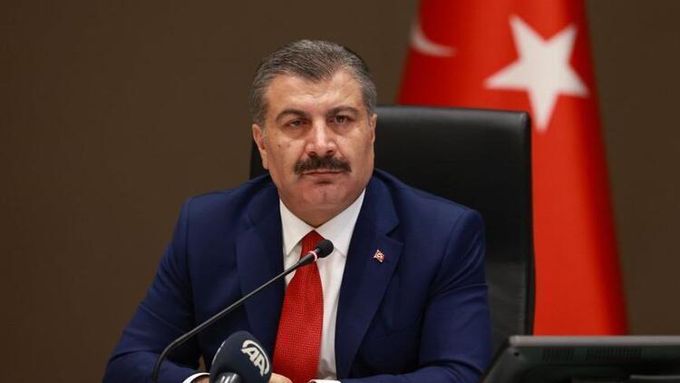 Sağlık Bakanı Fahrettin Kocadan seyircili maç açıklaması: Localardan başlamayı gündeme alabiliriz