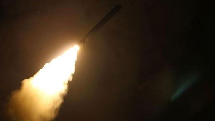 Son dakika Irakta füze saldırısı