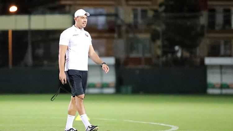 Aytemiz Alanyaspor, Atakaş Hatayspor maçının hazırlıklarını sürdürdü