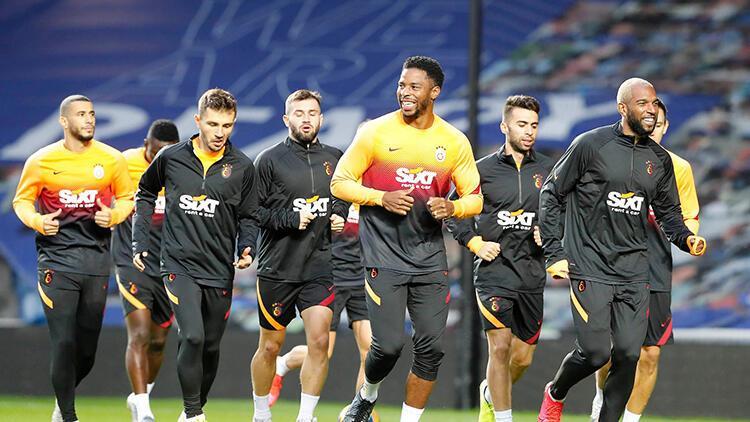 Galatasaray, Rangers maçına hazır