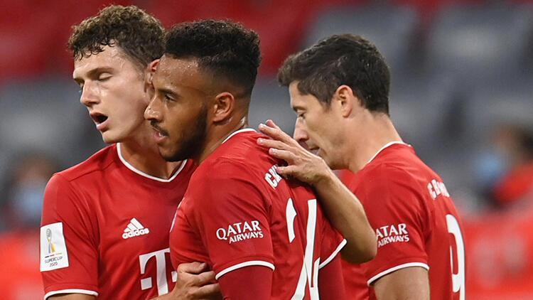 Son Dakika | Almanya'da Süper Kupa'nın sahibi Bayern Münih! Borussia Dortmund 82'de yıkıldı /Maçın özeti ve golleri