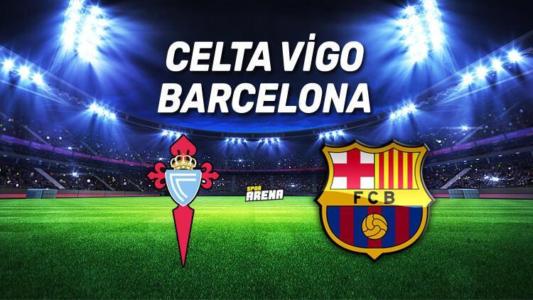 Celta Vigo Barcelona maçı saat kaçta, hangi kanalda?
