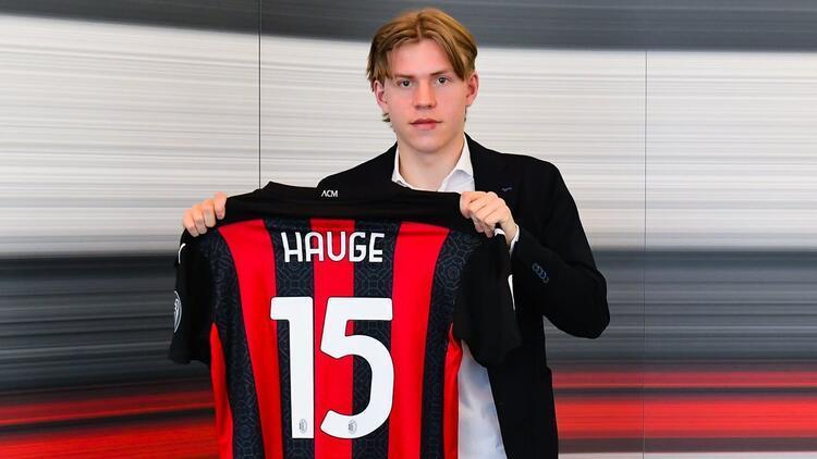 Transfer haberleri   Jens Petter Hauge, Milan'da!